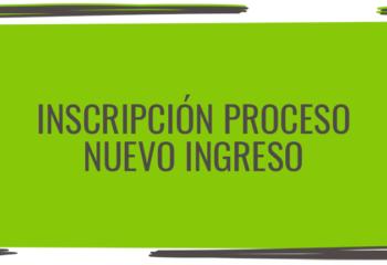 INSCRIPCION-NUEVO-INGRESO